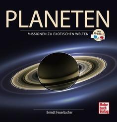Planeten, m. 3D Brille