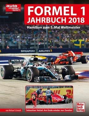 Formel 1-Jahrbuch 2018