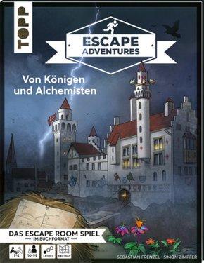 Escape Adventures - Von Königen und Alchemisten