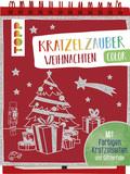 Kratzelzauber Color Weihnachten, m. Holzstift
