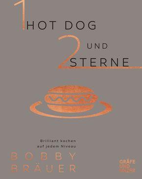 1 Hot Dog und 2 Sterne