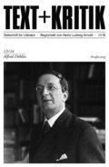 Text + Kritik: Alfred Döblin; 13/14