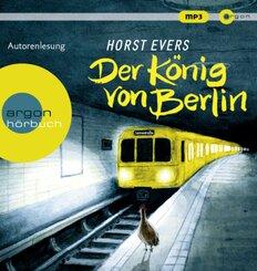 Der König von Berlin, 1 Audio-CD, MP3