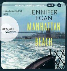 Manhattan Beach, 3 MP3-CDs