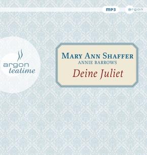 Deine Juliet, 1 MP3-CD