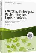 Controlling-Fachbegriffe Deutsch-Englisch, Englisch-Deutsch