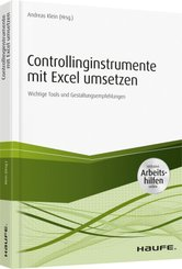 Controlling-Instrumente mit Excel umsetzen