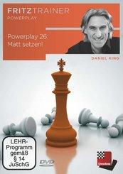 Powerplay 26: Matt setzen!, 1 DVD-ROM