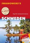 Iwanowski's Schweden - Reiseführer, m. 1 Karte