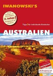 Iwanowski's Australien mit Outback - Reiseführer, m. 1 Karte