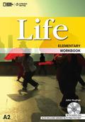 Life - First Edition - A2: Elementary - Workbook + Audio-CD + Key
