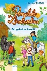 Ponyclub Löwenzahn - Der geheime Ausritt