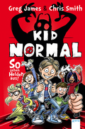 Kid Normal - So sehen Helden aus!