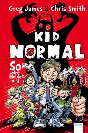 Kid Normal - So sehen Helden aus!