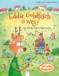 Eddie Goldfisch ist weg!