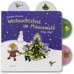 Weihnachtsfest im Mäusewald