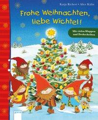 Frohe Weihnachten, liebe Wichtel!