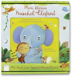 Mein kleiner Kuschel-Elefant