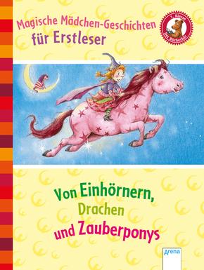 Magische Mädchengeschichten für Erstleser