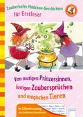 Zauberhafte Mädchengeschichten für Erstleser