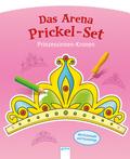 Das Arena Prickel-Set. Prinzessinnen-Kronen