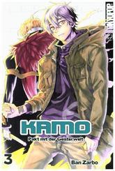 Kamo - Pakt mit der Geisterwelt - Bd.3