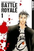 Battle Royale Sammelband - Bd.1