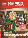 LEGO Ninjago - Mein Hausaufgabenheft