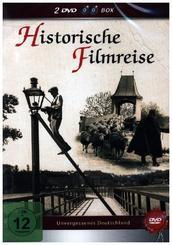 Historische Filmreise, 2 DVD