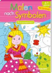 Malen nach Symbolen. Prinzessinnen