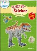 Fenster-Sticker Dinosaurier