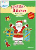 Fenster-Sticker Weihnachten