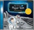 Der kleine Major Tom - Die Mondmission, 1 Audio-CD