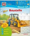 Baustelle, Mitmach-Heft