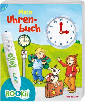 BOOKii® Mein Uhrenbuch