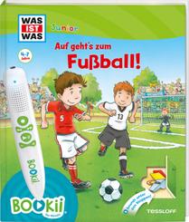 Was ist was Junior: Auf geht's zum Fußball!
