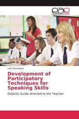 Development of Participatory Techniques for Speaking Skills