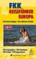 FKK-Reiseführer Europa 2019