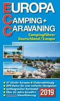 ECC-Europa Camping- + Caravaning-Führer 2019