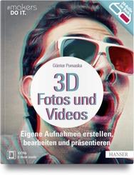 3D Fotos und Videos, m. 3D-Brille
