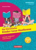 Die literarische Kinder-Lese-Konferenz Klasse 3/4