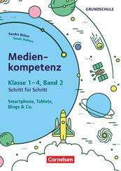 Medienkompetenz Schritt für Schritt - Grundschule - Band 2
