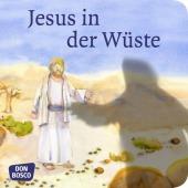 Jesus in der Wüste