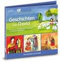 Geschichten von David, 1 Audio-CD