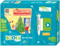 BOOKii® Starter-Set WAS IST WAS Kindergarten Frohe Weihnachten!
