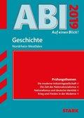 Abi - auf einen Blick! Geschichte Nordrhein-Westfalen 2019