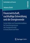 Finanzwirtschaft, nachhaltige Entwicklung und die Energiewende