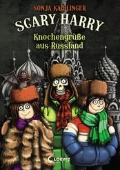 Scary Harry (Band 7) - Knochengrüße aus Russland