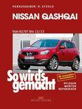So wird's gemacht: Nissan Qashqai; .160