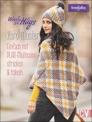 Woolly Hugs - Karo-Muster